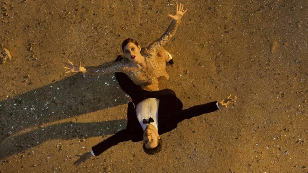 Danse de Marion Cotillard et Jérémie Belingard dans la pub du parfum Chanel N°5