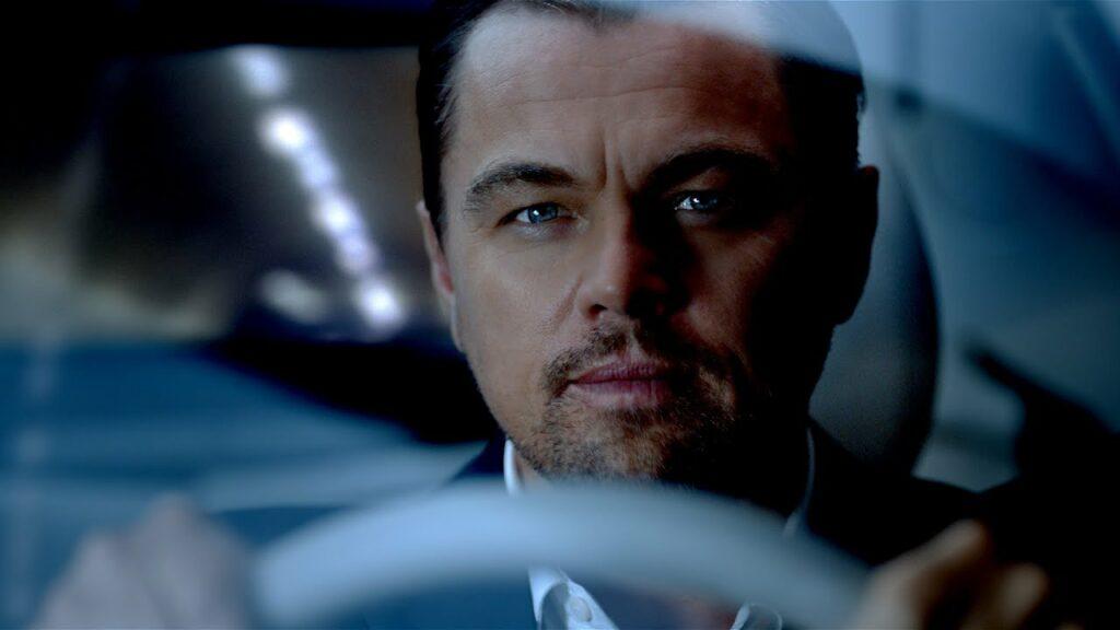 Fiat et Leonardo DiCaprio dans une pub pour l'électrique