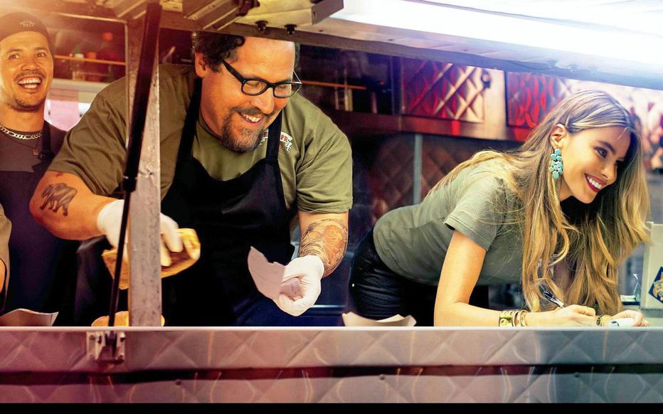 #Chef : film foodtruck