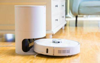 Neabot NoMo : test et avis de l'aspirateur robot avec auto-vidage + code promo