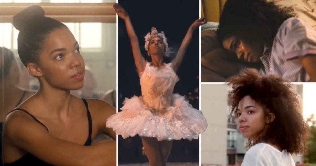 Taïs Vinolo, danseuse star d'Amazon