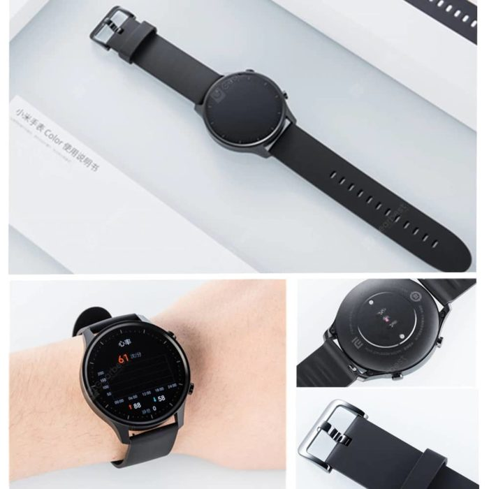 Xiaomi Mi Watch Color design