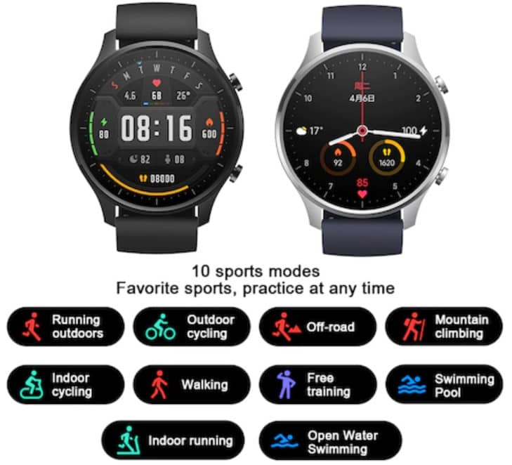 Xiaomi Mi Watch Color sport