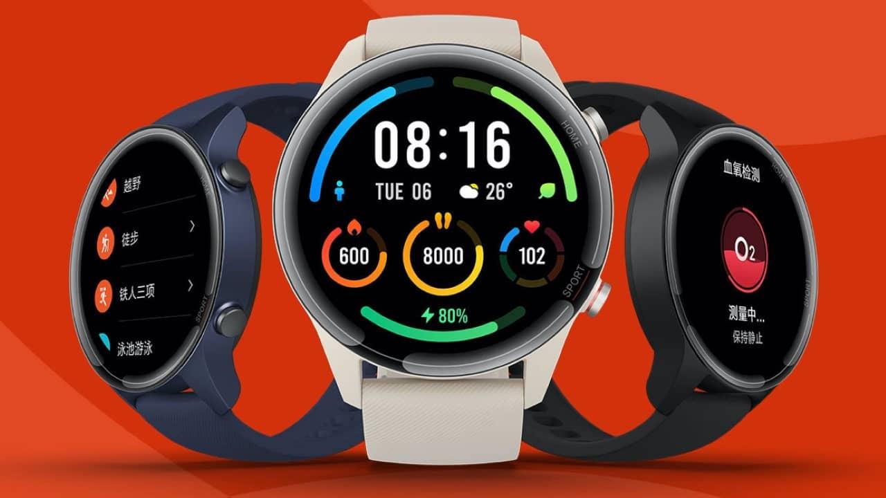 Code promo Xiaomi Mi Watch Color : la montre en soldes à 92€