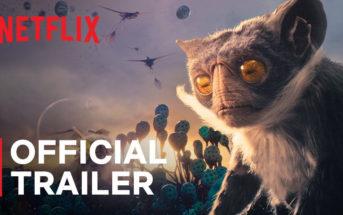 Les Mondes extraterrestres : Netflix dévoile le premier trailer de la série docu-fiction