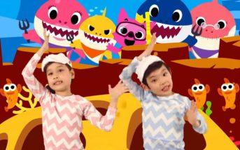 Baby Shark : la chanson qui a détrôné Despacito sur YouTube