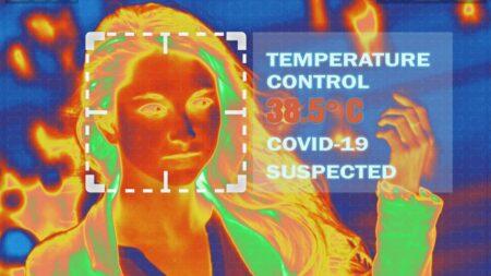 caméra thermique covid-19