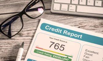 cote de crédit score