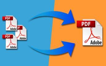 Comment fusionner plusieurs fichiers PDF sans logiciel ?