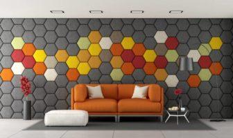 isolation phonique et décoration