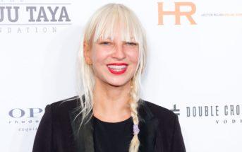 Music : Sia réagit aux critiques sur son premier film