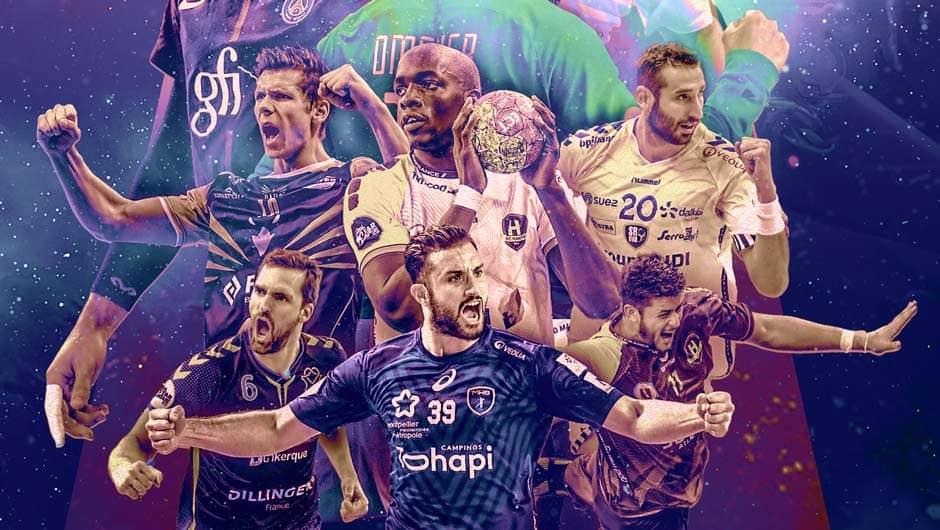 lidl starligue handball france