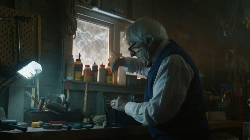 Papi Licorne : le nouveau film Orange de Noël avec un papy rigolo
