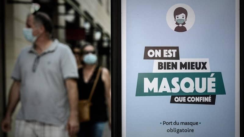 port du masque obligatoire dans les lieux publics