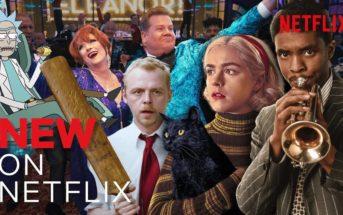 Sorties Netflix décembre 2020 : top des séries et films à voir
