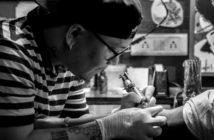 tatouages minimalistes