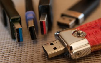Voici pourquoi vous ne devez plus vendre vos anciennes clés USB ou les jeter