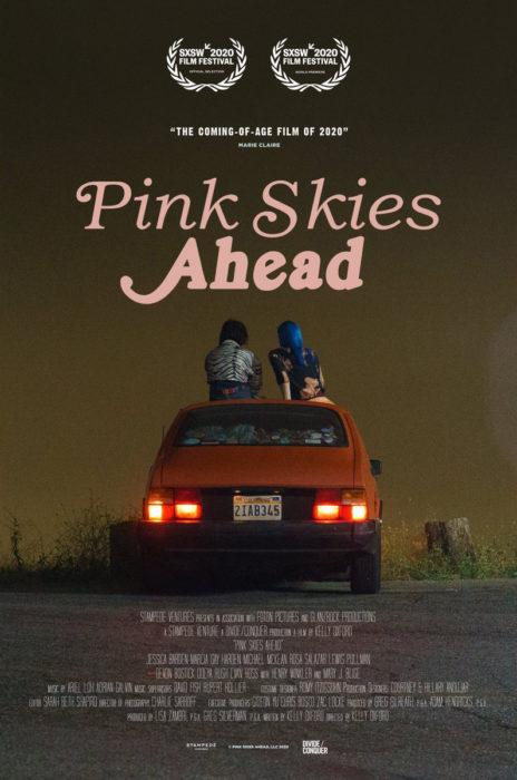 film pink skies ahead