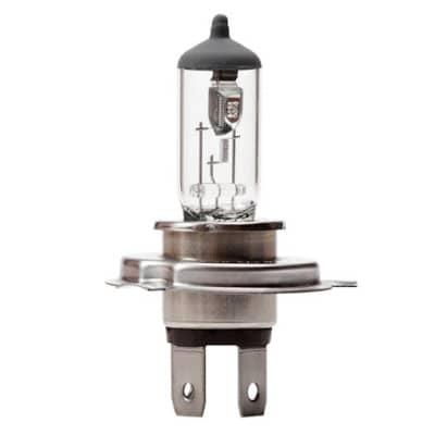 ampoule halogène pour phares de voiture