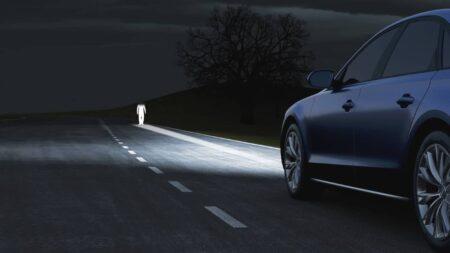 ampoules de phares éclairage voiture