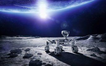 Intuitive Machine et SpaceX organisent une course de voitures sur la Lune