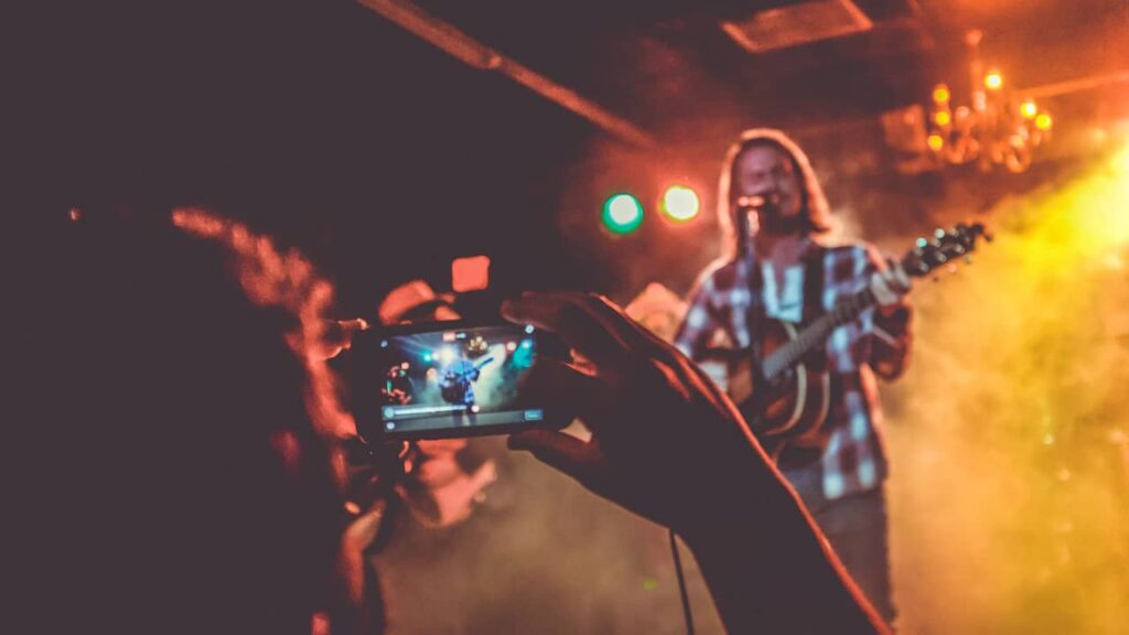 concert musique live streaming