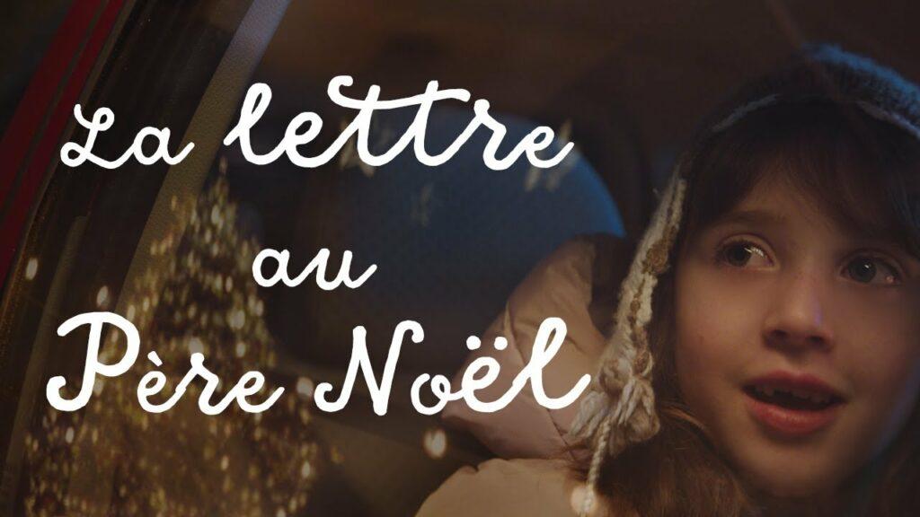 Carrefour : La lettre au Père Noël