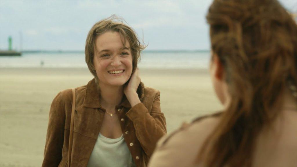 Lucile Durant, actrice de la pub Fondation Abbé Pierre 2020