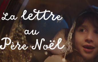 Carrefour : La lettre au Père Noël d'une petite fille inspire une nouvelle pub