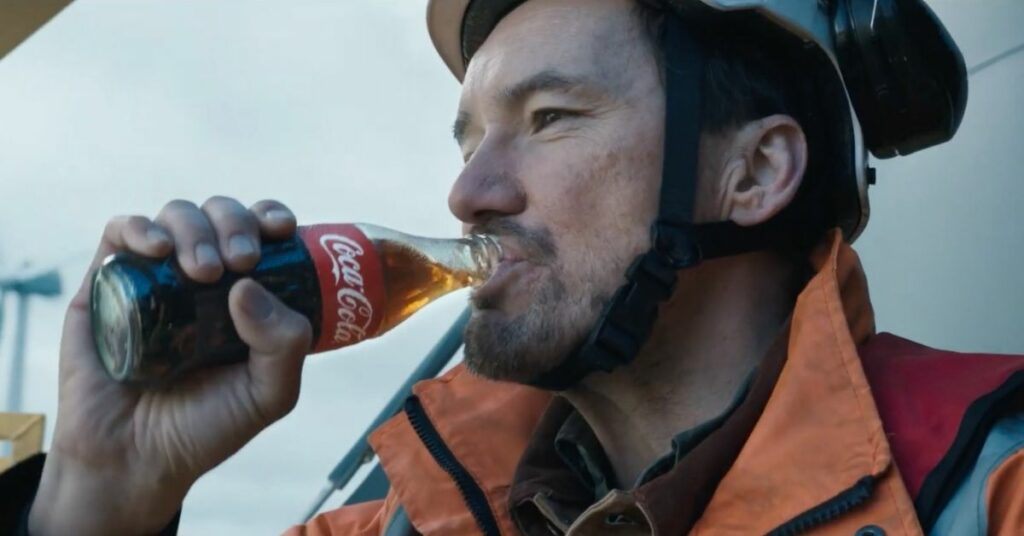 Noël : Pub Coca-Cola sur l'importance d'être ensemble