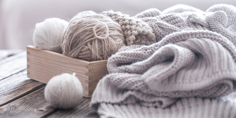 La laine, indispensable de l'hiver