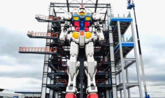 Le plus grand robot du monde