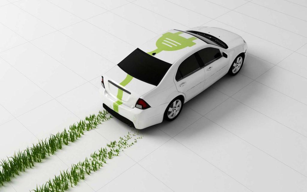Voitures électrique bénéfique à l'environnement