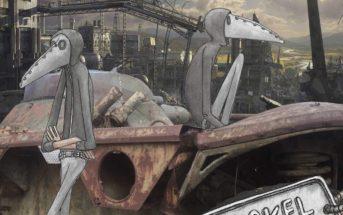 Les corbeaux grunge Heckel & Jeckel reviennent avec l'album trash This War!
