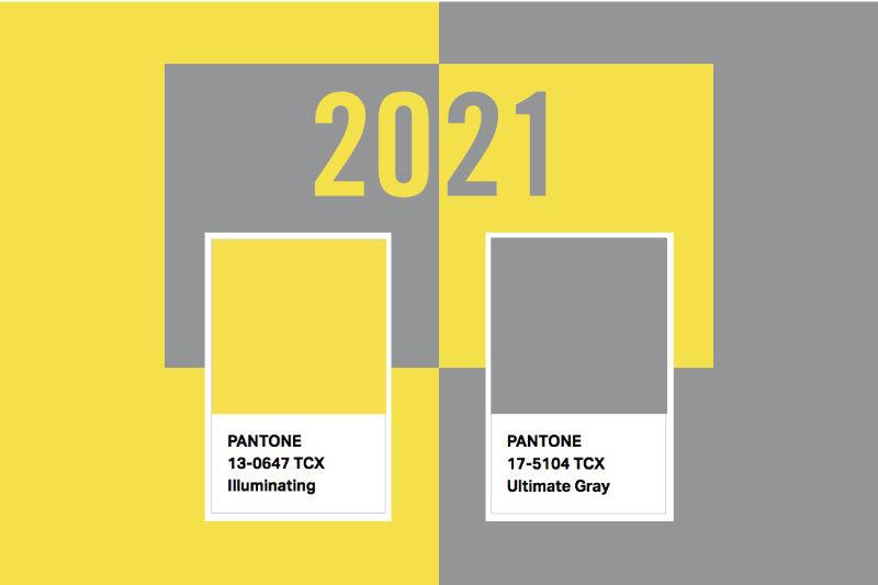 Couleur Pantone 2021