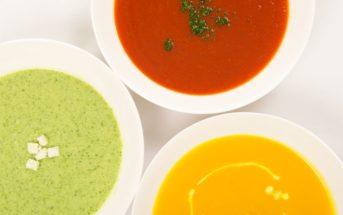 Recette soupe facile : 3 préparations simples et bonnes à déguster