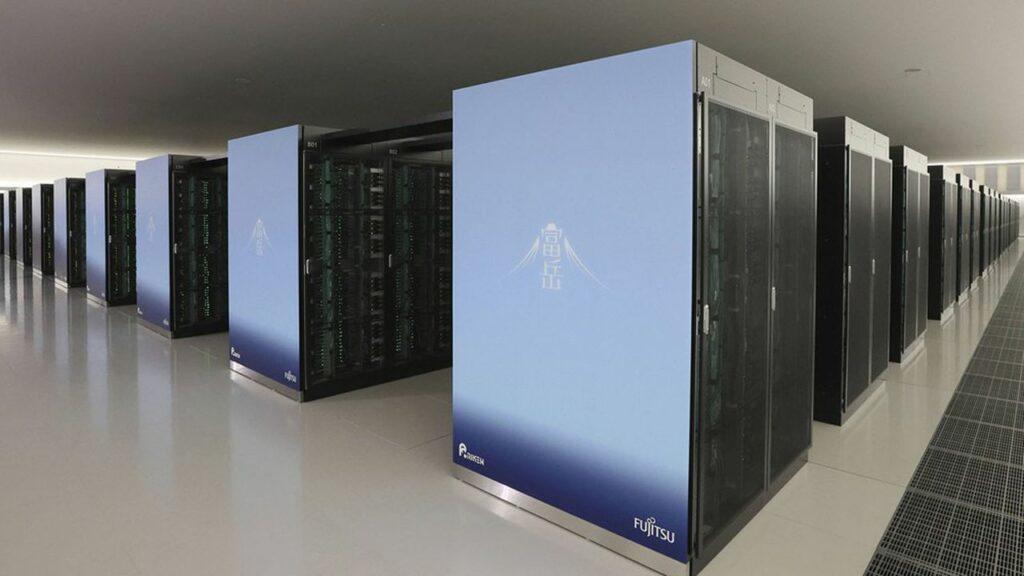 Fugaku le superordinateur Japonais