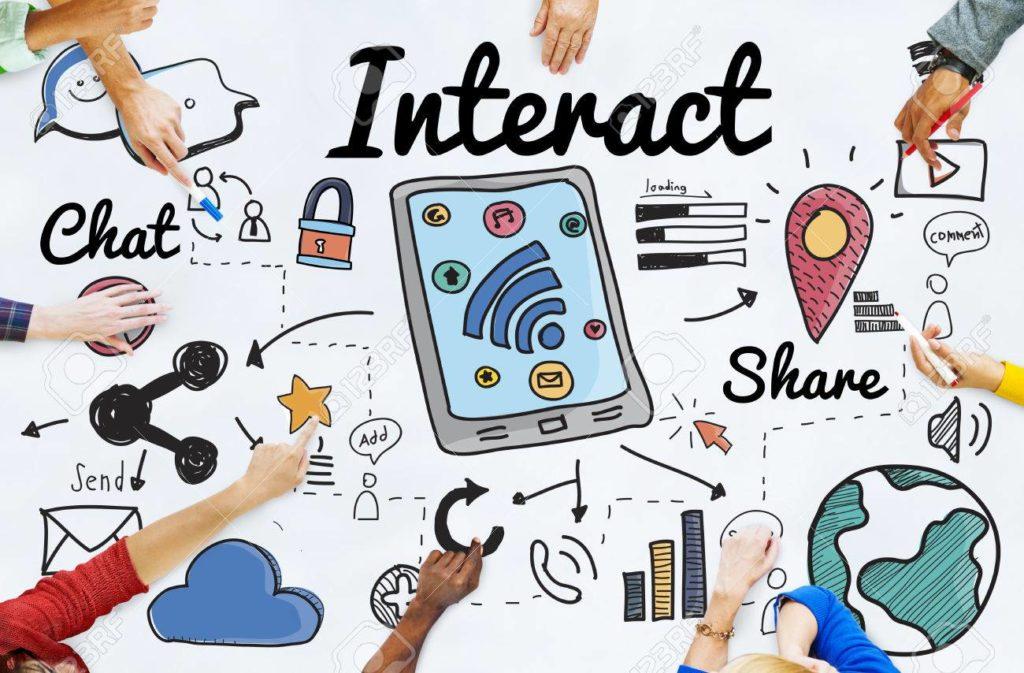 Interagir avec vos contacts