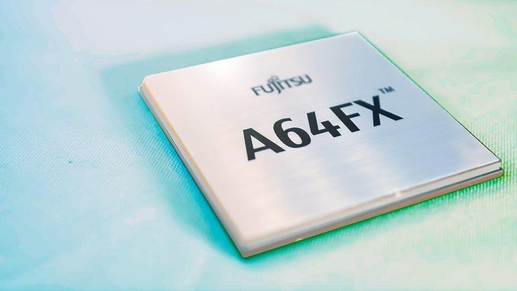 Processeur Fujitsu A64FX