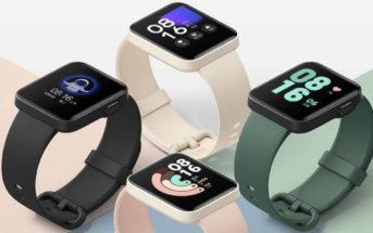 Code promo Xiaomi Mi Watch Lite : la montre en soldes à 47€