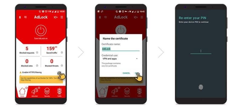 adlock android https