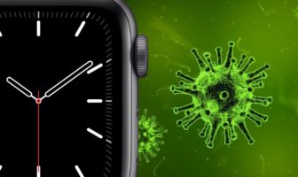 Apple Watch vs Covid-19