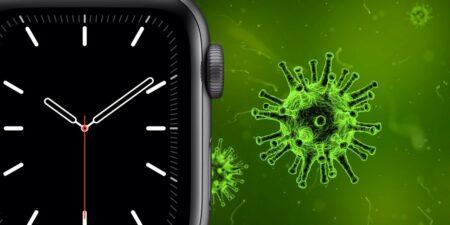 Apple Watch vs Covid-19