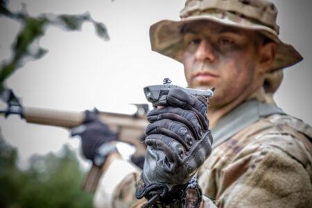 Le nanodrone de l'armée britannique