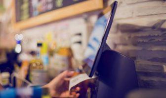caisse enregistreuse restaurant