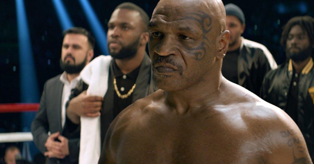 Boursorama met un novice sur le ring face au poids lourd Mike Tyson