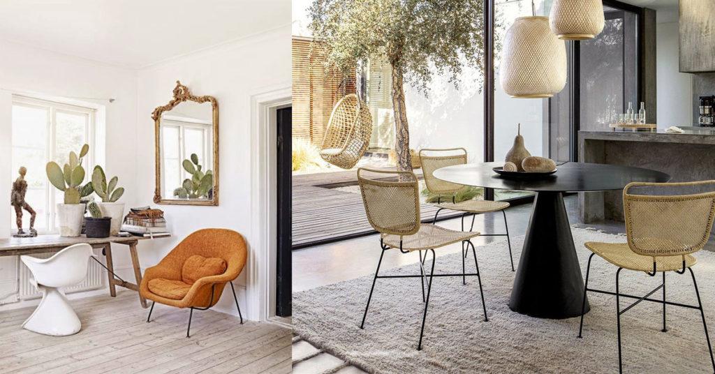 Grandes tendances déco 2021 : meubles retro