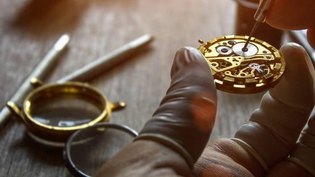 faire réviser sa montre par un horloger