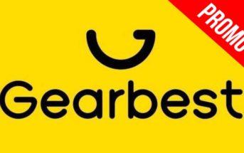 Code promo Gearbest janvier 2021 : 7 bons plans high-tech à moins de 50€