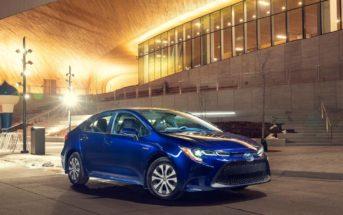 6 voitures hybrides qui consomment le moins en 2021